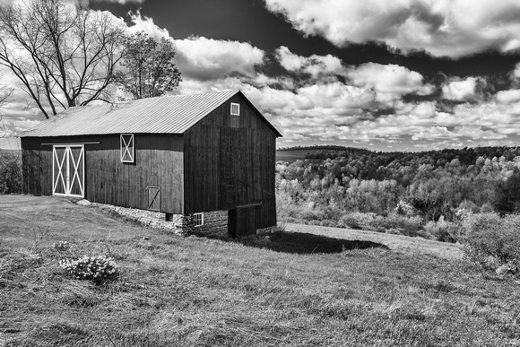 Neighbor's Barn, 5/3/2017