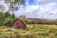 Old Barn Near Keene