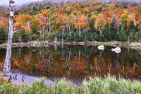 Autumn Pond on Whiteface