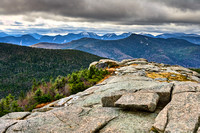 The Range, from Cascade Mountain
