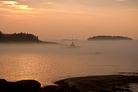 Fishing Village, Midcoast, Maine