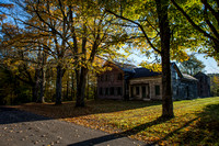 Torpy House in Fall