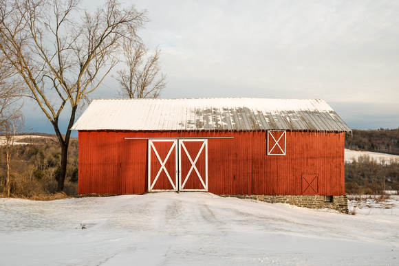 Neighbor's Barn