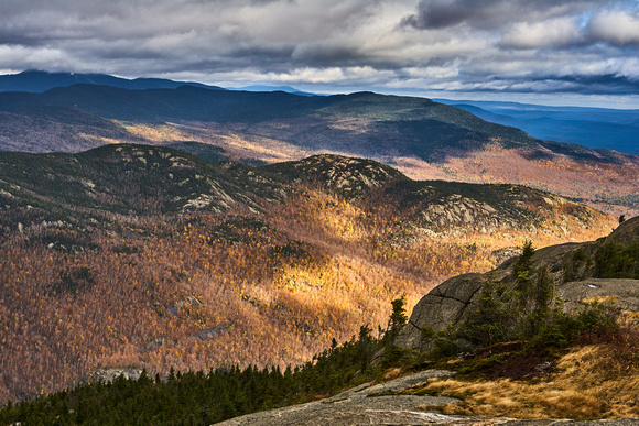 On Top of Cascade Mt.