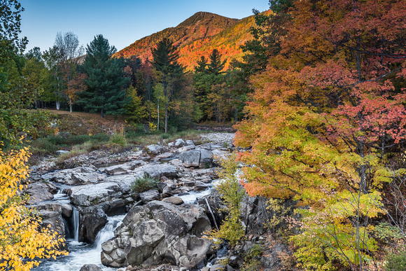 Whiteface Mt. and Ausable River, 10/14/2016